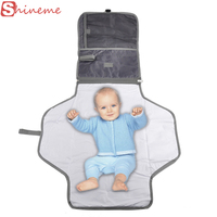 Large Size Portable Baby Changing Table Diaper Nappy Baby Changing Pad Cover Mat Waterproof Sheet Baby