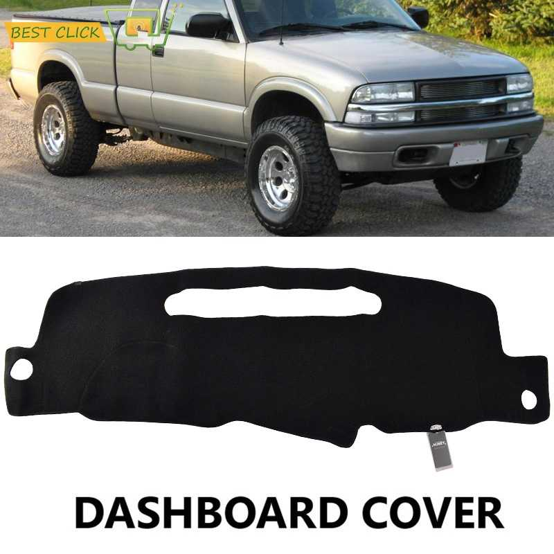 Xukey Dashboard Cover Dash Mat Dashmat For Chevrolet S10 Blazer Mini 1998 1999 2000 2004 Dash Board Cover Pad Sun Shade Carpet Aliexpress
