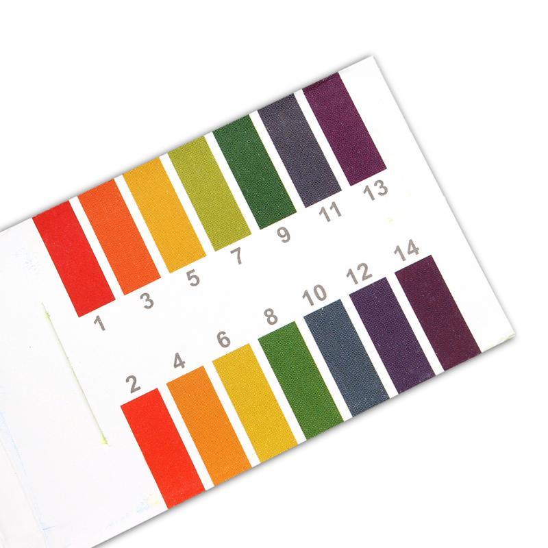 New Arrival 160 Litmus Paper Test Strips Alkaline Acid Ph Indicator