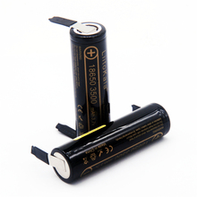 Liitokala nowy lii 35A N 18650 3500 mAh 18650 bateria litowa 3.6 V rozładowania 20A, dedykowane do Lii 35A baterii + DIY nikiel