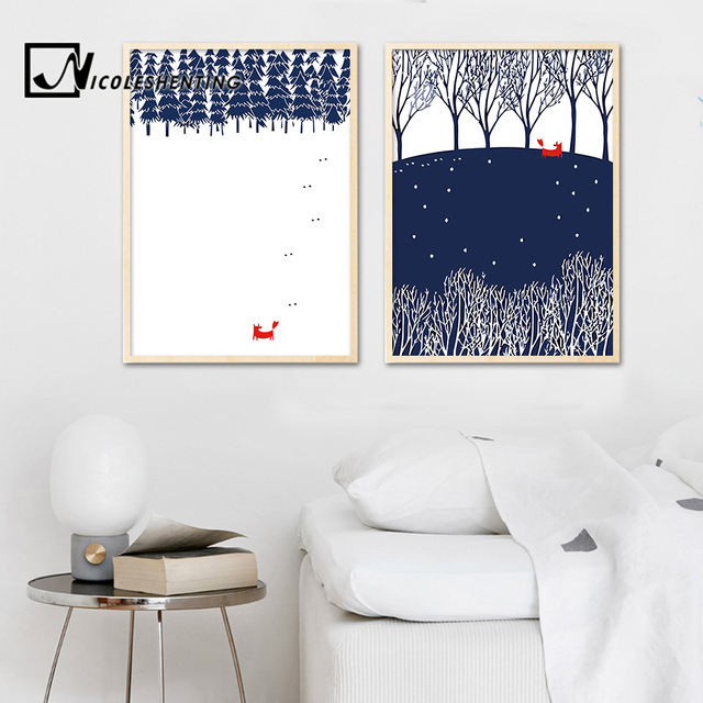 Abstract Posters Wall Art