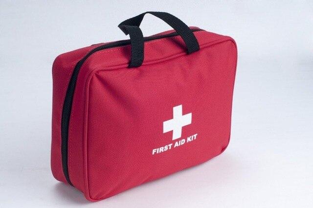280 шт./пакет Безопасной Неотложной Медицинской Пакет Путешествия Открытый Аптечка Кемпинг Лечение Возникающих Мешок Портативный Небольшой Мешок FAK-A06