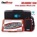 Universal obd2 herramienta de diagnóstico auto profesional vdm ucandas wifi escáner obd2 mejor que x431 idiag easydiag envío gratis