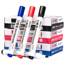 30 Pcs/Lot White Board Marker Easy Eraser 3 Color Markers Whiteboard Pen Stationery Office Accessories School Supplies A6991