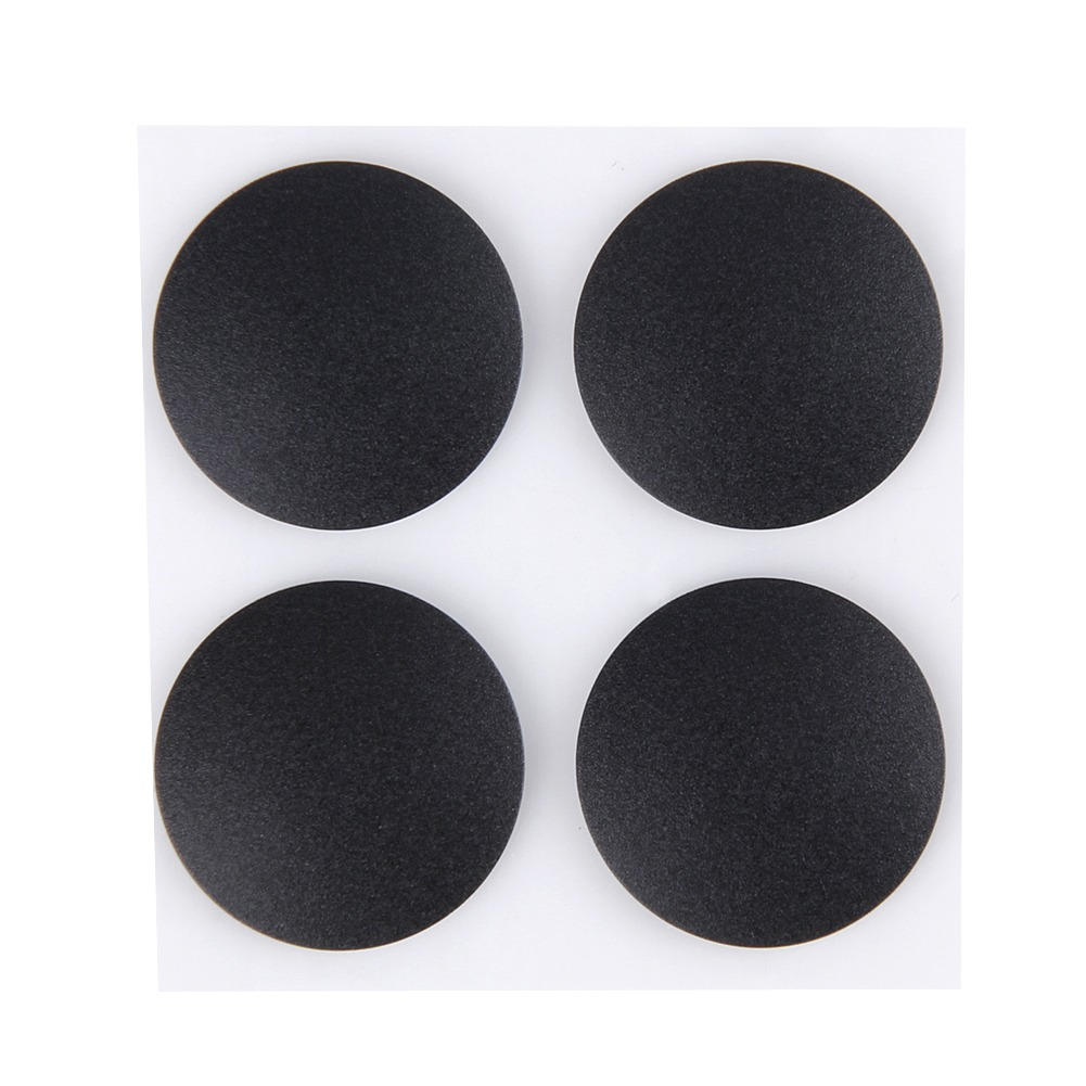 4pcs Laptop Rubber Bottom Case Cover Feet Kit For Macbook Pro A1278 A1286 A1297 Hot New Easy And Simple To Handle Computer & Office