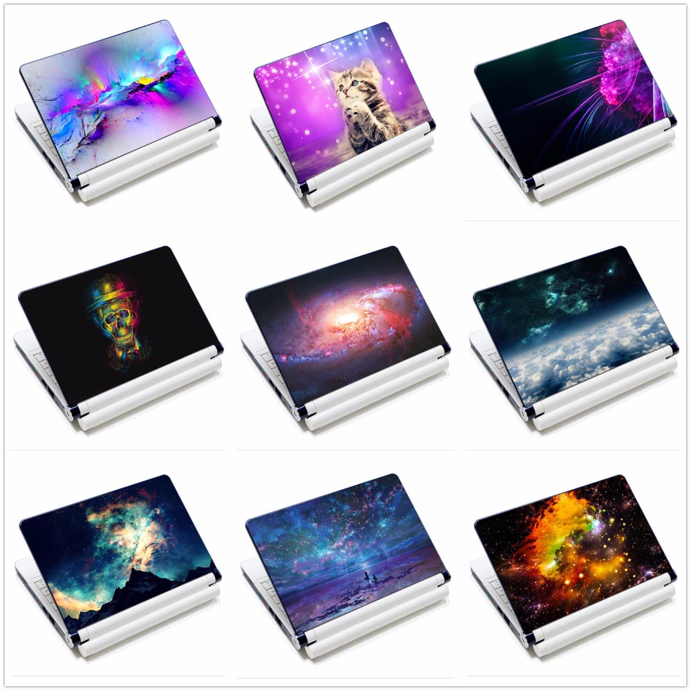 11.6 12.1 13 13.3 14 15 15.4 15.6 Netbook Laptop Skin Sticker Reusable Protector Cover Case Art Decal Personalized ...