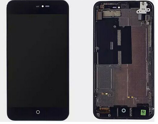 ФОТО Meizu MX2 M040 LCD Screen Display+Touch Screen Digitizer+Frame Assembly replacement parts