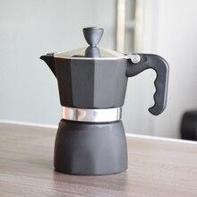 Klassische Espresso Moka Topf Aluminium Mokka Maker 3 Tassen 100-150 Ml Percolators