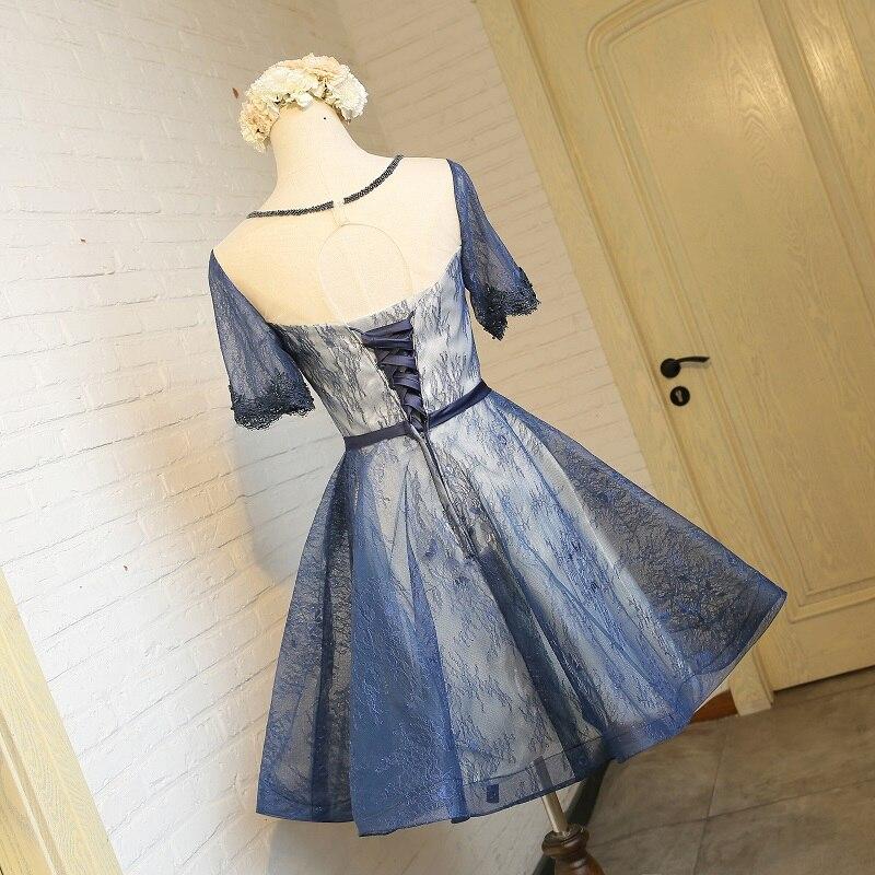 SOCCI Σαββατοκύριακο Σύντομη Φόρεμα - Ειδικές φορέματα περίπτωσης - Φωτογραφία 2