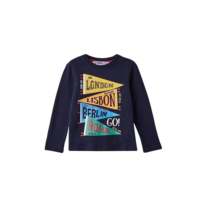 Hoodies & Sweatshirts MODIS M182K00175 for boys kids clothes children clothes TmallFS hoodies