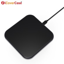 Fast Charger For Doogee S60 Lite S70 Lite BL9000 Qi Wireless Charger Charging Pad Case For ZTE Axon 9 10 Pro 5G Phone Accessory смартфон zte axon 9 pro синий