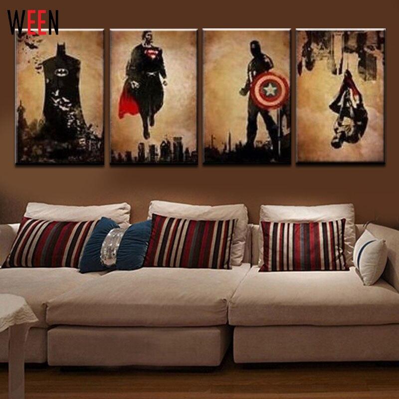 Superhero Wall Decor online buy wholesale superhero wall decor from china superhero