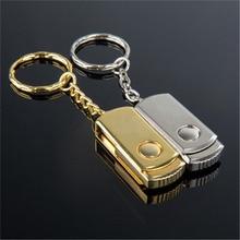 Супер мини 16 ГБ высокоскоростной флеш-накопитель флэш-память usb-накопитель флэш-накопитель 32 Гб 64 Гб 128 ГБ Флешка с кольцом для ключей бесплатная доставка