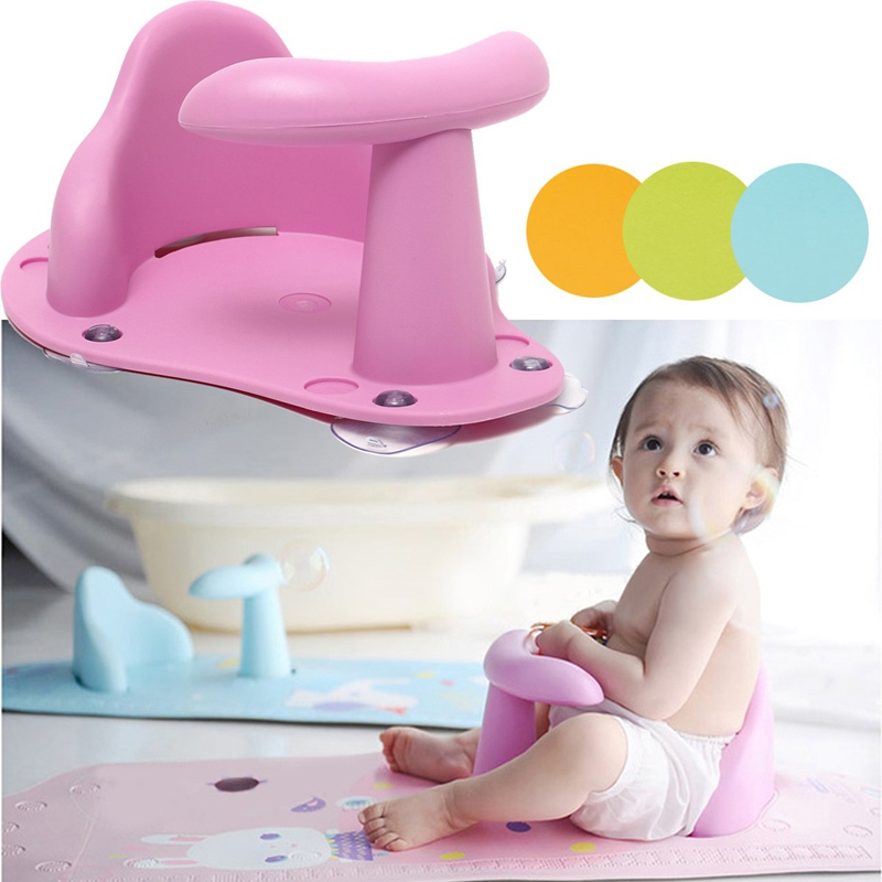 Papillon Baby Bath Tub Ring Seat Light Blue By Babyanywhere EBay New ...