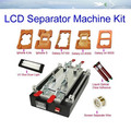 Free shipping LY 947B Mobile Phone LCD screen Separator machine + UV glue dryer lamp + OCA UV glue + Moulds + cutting wire,hot