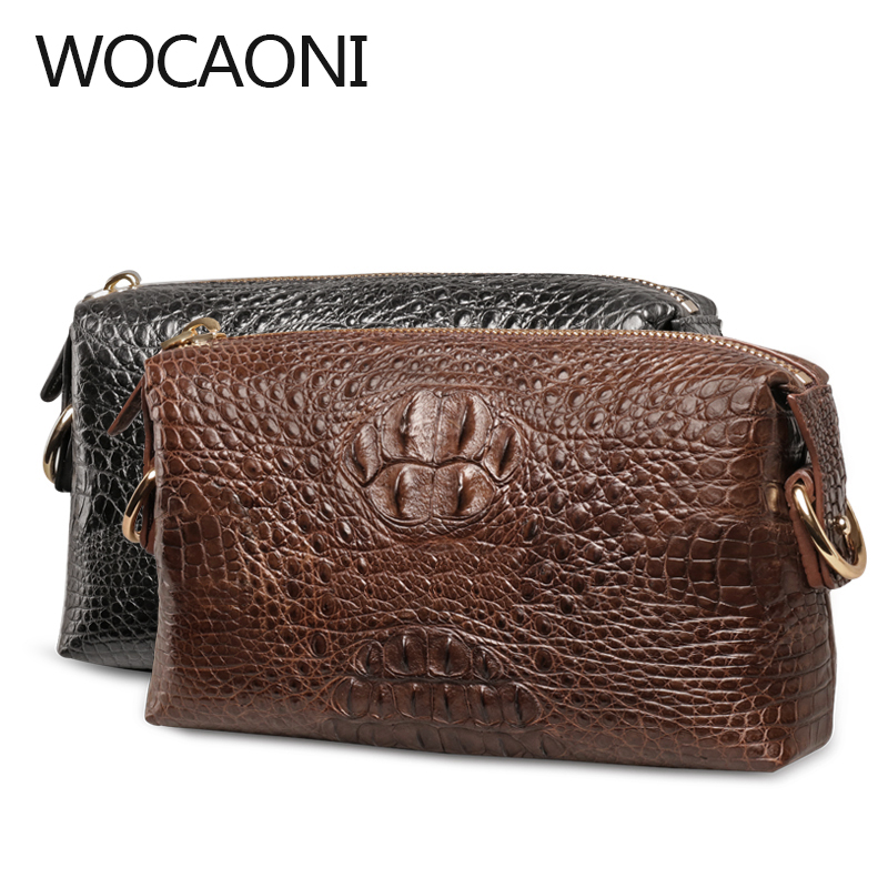 Men's leather handbag leather crocodile handbagMen's leather handbag leather crocodile handbag handbag silvio tossi handbag