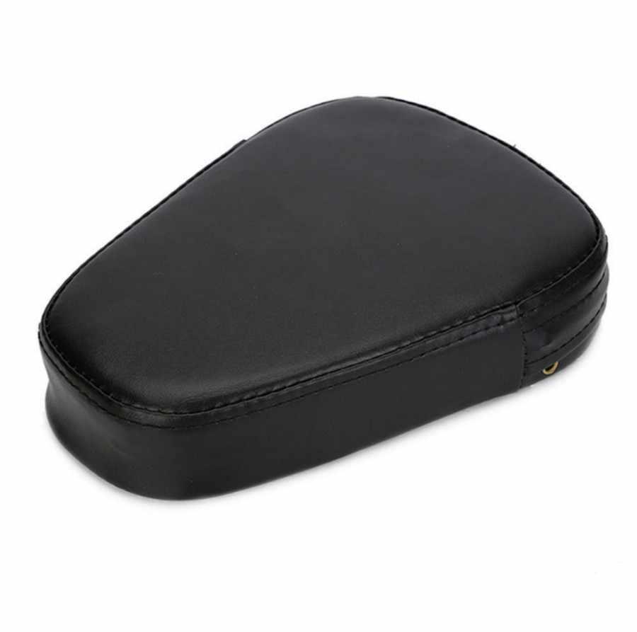 Хром задняя спинка Pad Сисси подушка на балку для XL883 1200 04-15