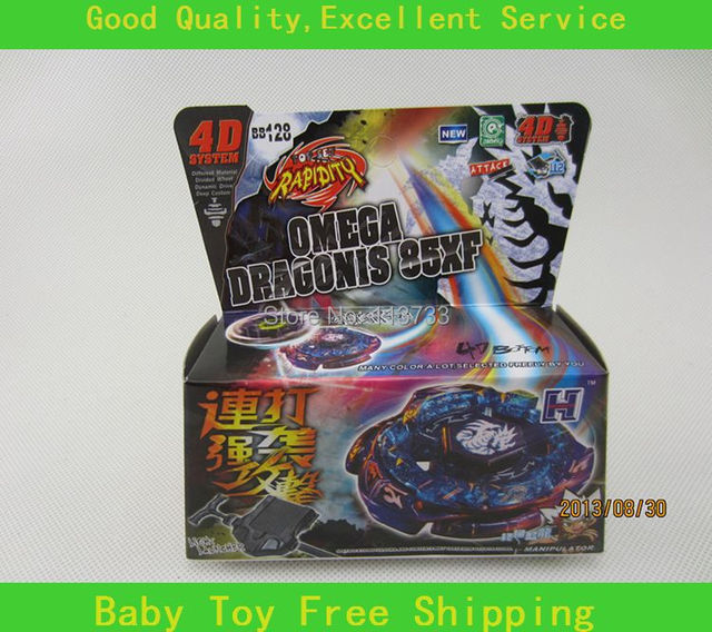 NNew arrive!! One Piece Rapidity Beyblade 4D Beyblade Metal Fusion