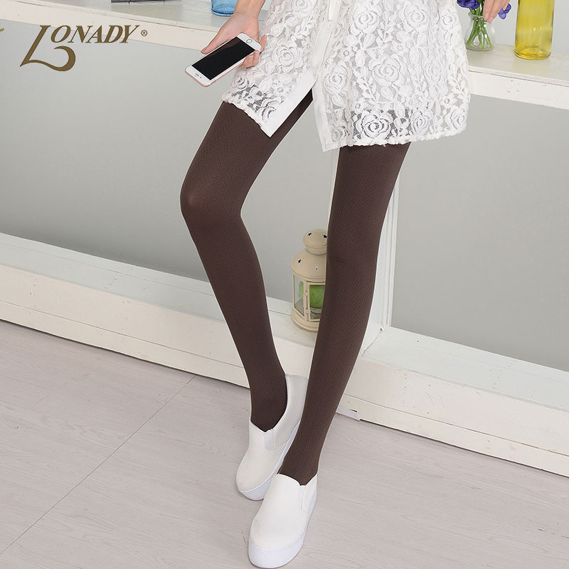 Sexy Autumn Womens Winter Tights 3 Colors Styles Sexy Women Pantyhose Female Nylon Stockings Fashion Slim Winter Tights 100D