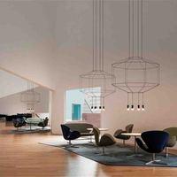 北欧ロフトライトマスターベッドルームのキッチンペンダント照明ビンテージ調ロフト照明器具ライトアクセサリーモザイクライトバー