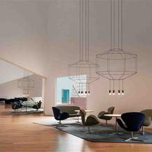 Nordic Loft Light Master Bedroom Kitchen Pendent Lighting Vintage Art Deco Fixtures Accesories Mosaic Bar