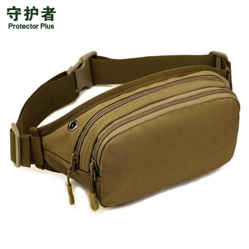 4f8b0d1df4462 Mężczyzna mały portfel torebka mała torba górskie odpornym przed  zniszczeniem pojedyncze Skłonni torba na ramię wypoczynek podróży Talii  paczka kurierska