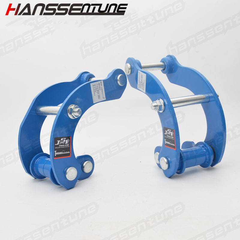 HANSSENTUNE 4x4  G-Shackle Lift Kit Leaf Spring Extended 2
