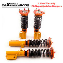 24-Way Adjustable Coilovers for Toyota Corolla Levin AE90 AE92 AE100 AE102 AE111 Coilover Shock Absorber Strut Suspension Struts