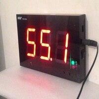 Digital noise level meter sound level meter Sound size tester Bar decibel meter electric Noise Tester noise meter 194*109*19.6MM
