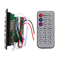 Bluetooth MP3 Декодирование Доска Модуль с Слот Для Карты SD/USB/FM/AUX Пульт Дистанционного Декодирования Доска Модуль Bluetooth Телефон FM усилителя