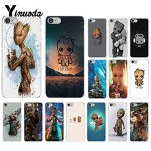 Yinuoda 은하계의 수호자 Marvel Phone Case Cover Shell for iPhone 8 7 6 6S Plus 5 5S SE XR X XS MAX 10 코크 쉘(China)