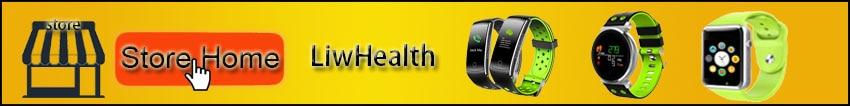 smart wristband watch health liwhealth 1