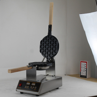 Egg waffle maker wholesale/electric egg waffle pan/egg waffle machine