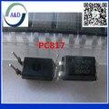 20 pçs/lote frete grátis PC817 DIP-4 EL817 fotoelétrico acoplador Fototransistor de Propósito Geral