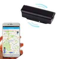 Auto Smart GPS Tracker Spy Waterproof with Power Magnetic Antitheft Device Tracking Tool for Bike Car Police and Personal Safety