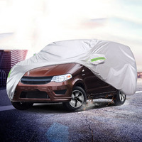 New Car Cover Van MPV Big Hatchback Cover Anti UV Rain Shield Snow Protection Covers Sun