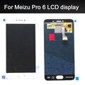 Original oem qualidade 100% testado 5.2 polegada para meizu pro 6 display LCD com tela de toque digitador Assembléia repair telefone partes
