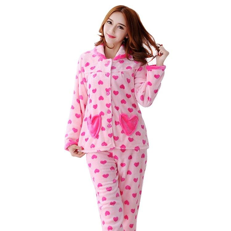 Popular Women Fleece Pajamas-Buy Cheap Women Fleece Pajamas lots ...