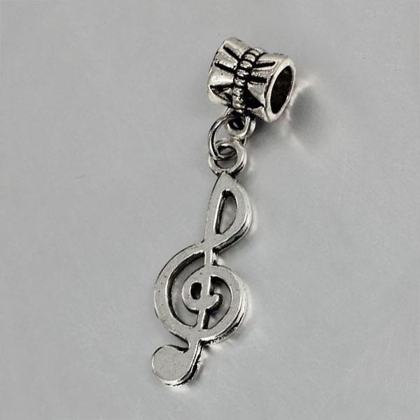 pandora - charm note musicali