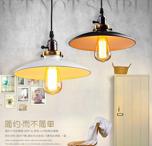 American Loft Iron Art Retro Pendant Light Fixtures Industrial Vintage Lighting For Living Dining Room Knob Switch Hanging Lamp retro loft style creative iron art led pendant light fixtures vintage industrial lighting for dining room hanging lamp