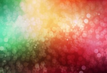 Laeacco Abstract Colorful Light Bokeh Scene Baby Children Photography Backgrounds Custom Photographic Backdrop For Photo Studio