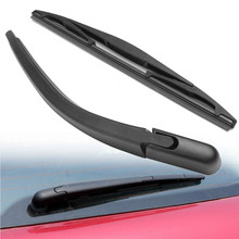 High Quality 1 Set Rear Windscreen Wiper Arm & Blade Set For Peugeot 107 /Citroen C1 /Toyota /Aygo