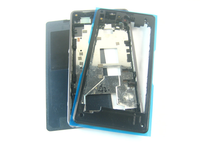Replacement Back Cover Housing For Sony Xperia Z1 Compact Black