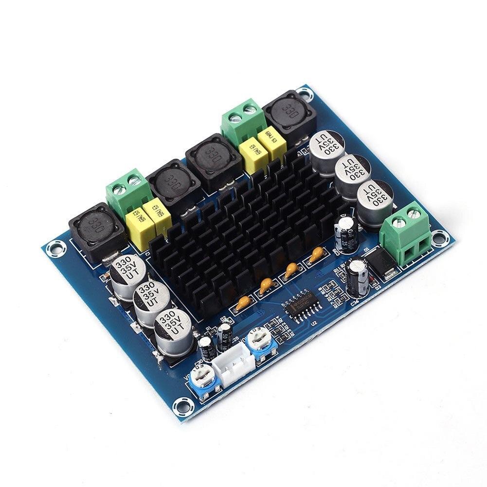 TPA3116D2 ערוץ כפול סטריאו גבוהה כוח דיגיטלי אודיו מגבר כוח לוח 2x120 w XH-M543 חדש הגעה