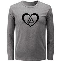 USA Rock Metal Band Linkin Park Unisex T Shirt Men Women Long Sleeve T Shirt Girl
