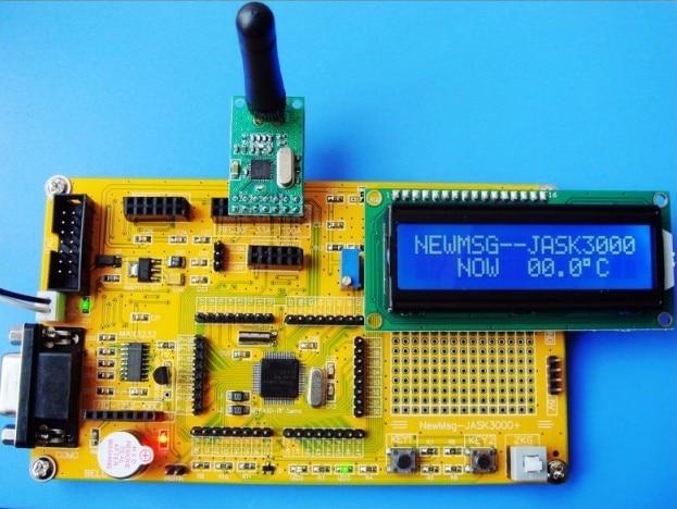 все цены на JASK3000 development 1 set contains 2pcs MSP430 development board NRF905 NRF24L01 CC1101 CC2500 CC1020 Low power consumption MCU онлайн