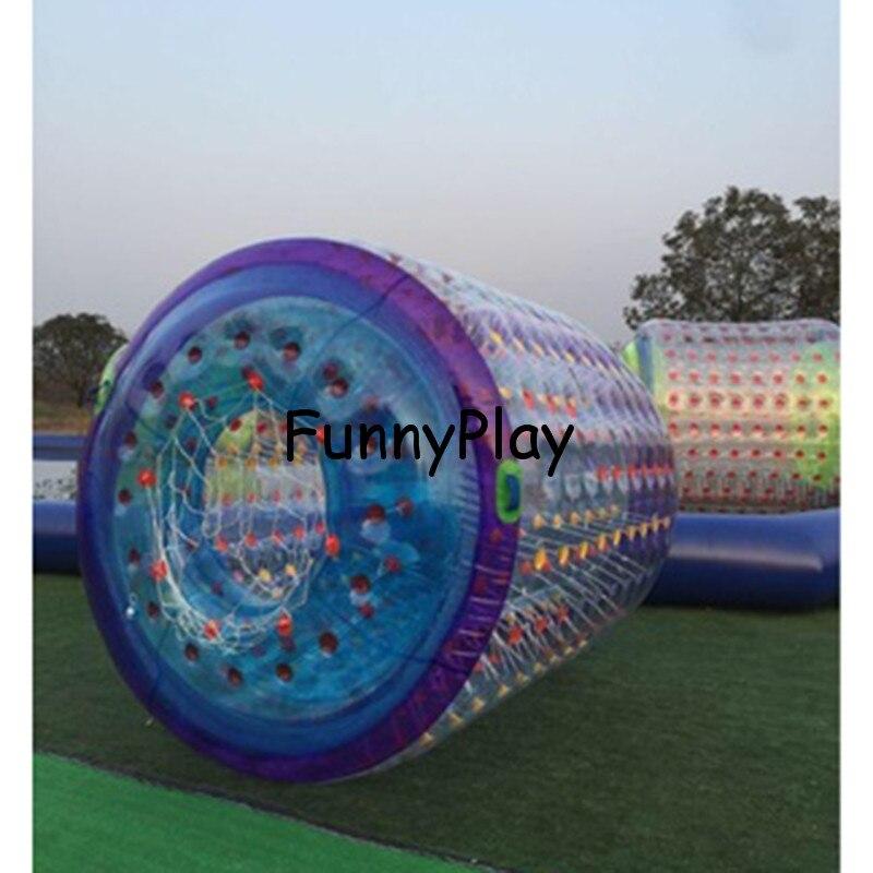 Aufblasbare wasser rollering ball, Luftdichte PVC Aufblasbare roller ...