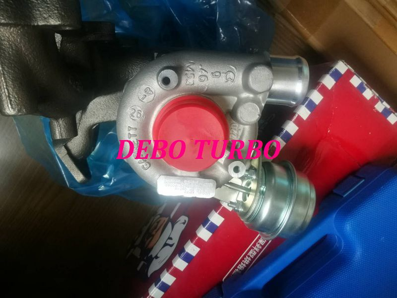 Восстановленный настоящий Турбокомпрессор GT1749V 713672 6 для AUDI A3, SEAT Leon, SKODA Octavia, Golf, AHF/ALH/AUY/PDUI 1.9TDI 110HP