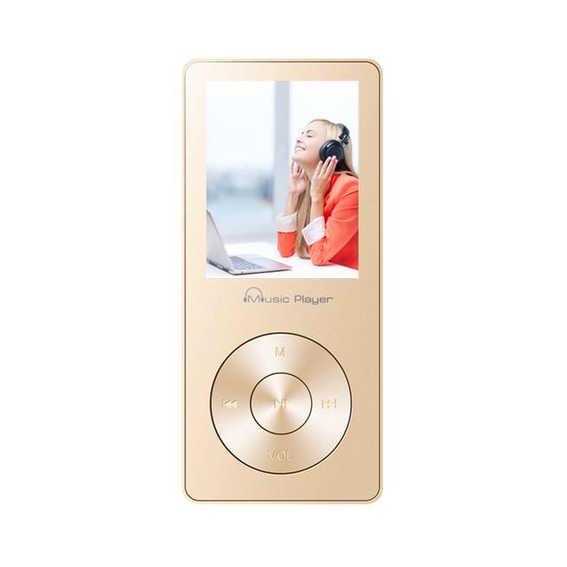 Original Mp4 Player 8GB Speaker Sport IQQ x05 Extension 64GB FM Radio Video Player Stopwatch Recording Ebook mp4 Music Player
