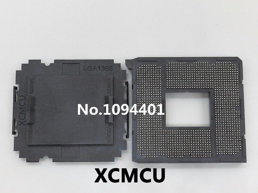 все цены на 1pcs*   Brand New  LGA1366   LGA 1366 I7 W Cover pc CPU Socket Base BGA Connector онлайн